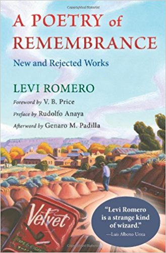 Cover of A Poetry of Remembrance: New and Rejected Works